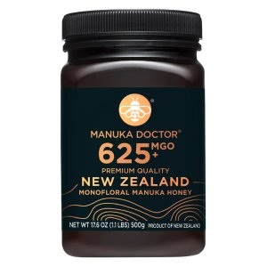 Manuka Doctor625 MGO 麦卢卡蜂蜜 1.1磅
