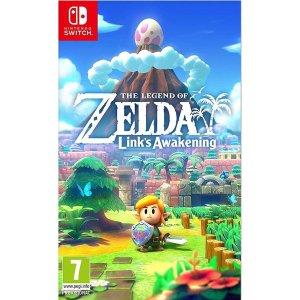 Nintendo塞尔达传说 织梦岛