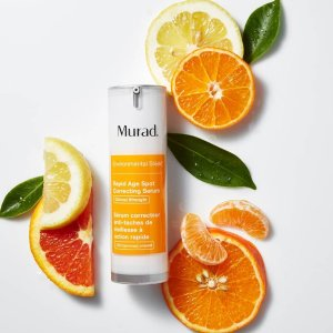 全场8折+免邮Murad Skin Care美容护肤品享优惠 收人气祛痘明星产品