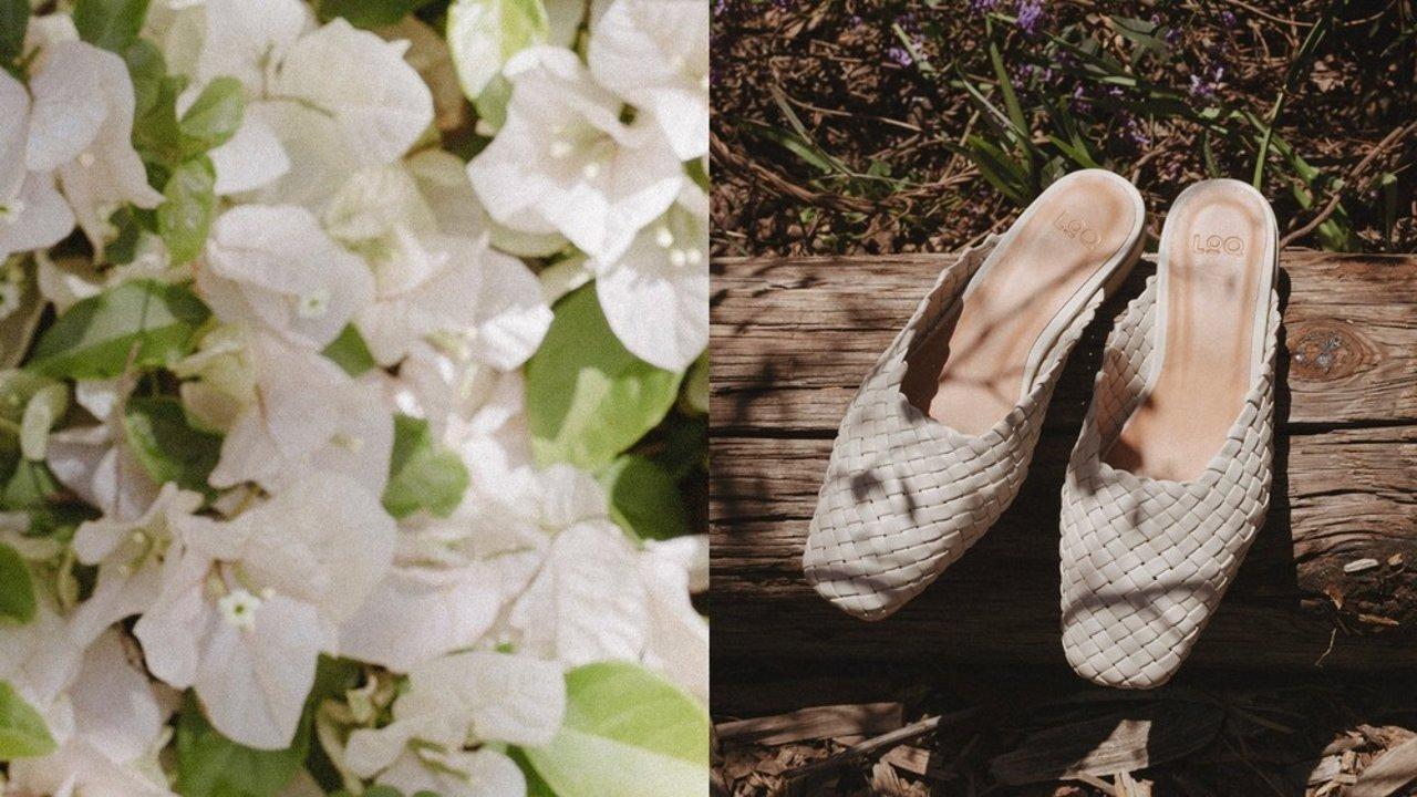 好鞋知时节,当夏乃发生。