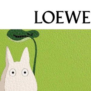 即将上市 杨幂、宋茜率先pick新品预告:Loewe罗意威 × 《龙猫》特别合作系列预览 可爱龙猫萌化你