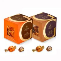 Godiva 秋季口味方形巧克力礼盒 南瓜夹心口味+枫糖核桃仁夹心口味