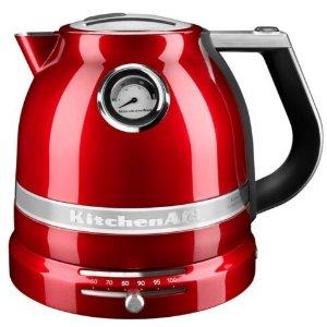 $251 (原价$379)可变温度控制KitchenAid KEK1522 糖果红烧水壶
