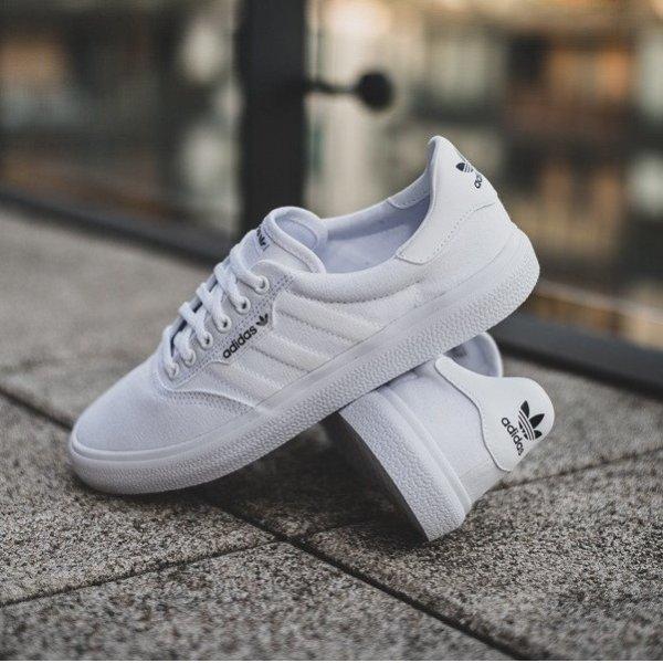 3MC Vulc 男女同款小白鞋