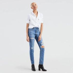 Levi's501® Skinny 牛仔裤