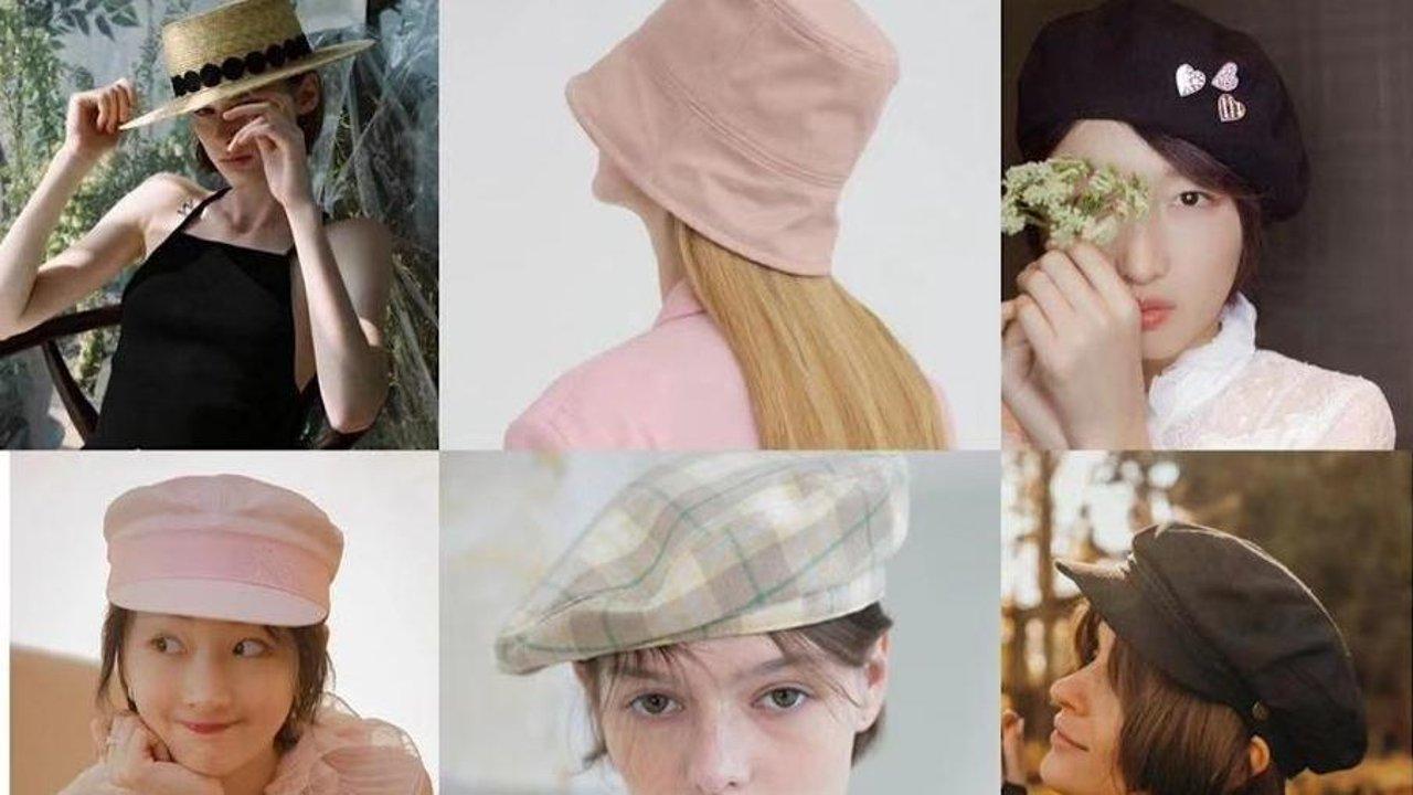 这些时髦的帽子品牌你这个秋冬Get了么