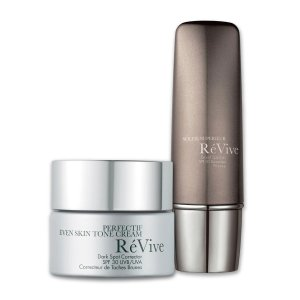 Perfectif Even Skin Tone Cream SPF 30 & Soleil Superieur / Sun Protection Duo