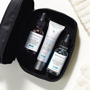 礼盒立减£41+送好礼SkinCeuticals 超值套盒热卖中!
