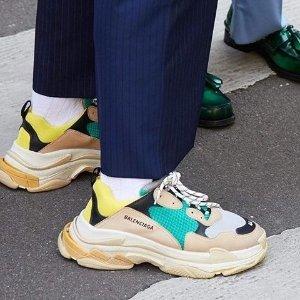 NET-A-PORTER UK 英国站服饰大促 巴黎世家老爹鞋£376