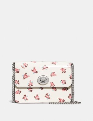 Bowery Crossbody With Floral Bloom Print | COACH