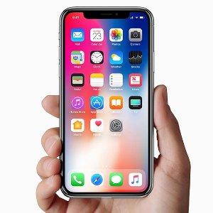 $882Apple iPhone X 64GB - GSM & CDMA Unlocked -USA Model -Apple Warranty