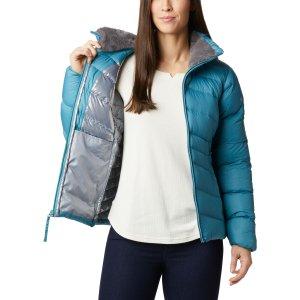 $71.92起(官网原价$209.99)Columbia 女款修身羽绒夹克 奥米热反射科技 抗寒零负担