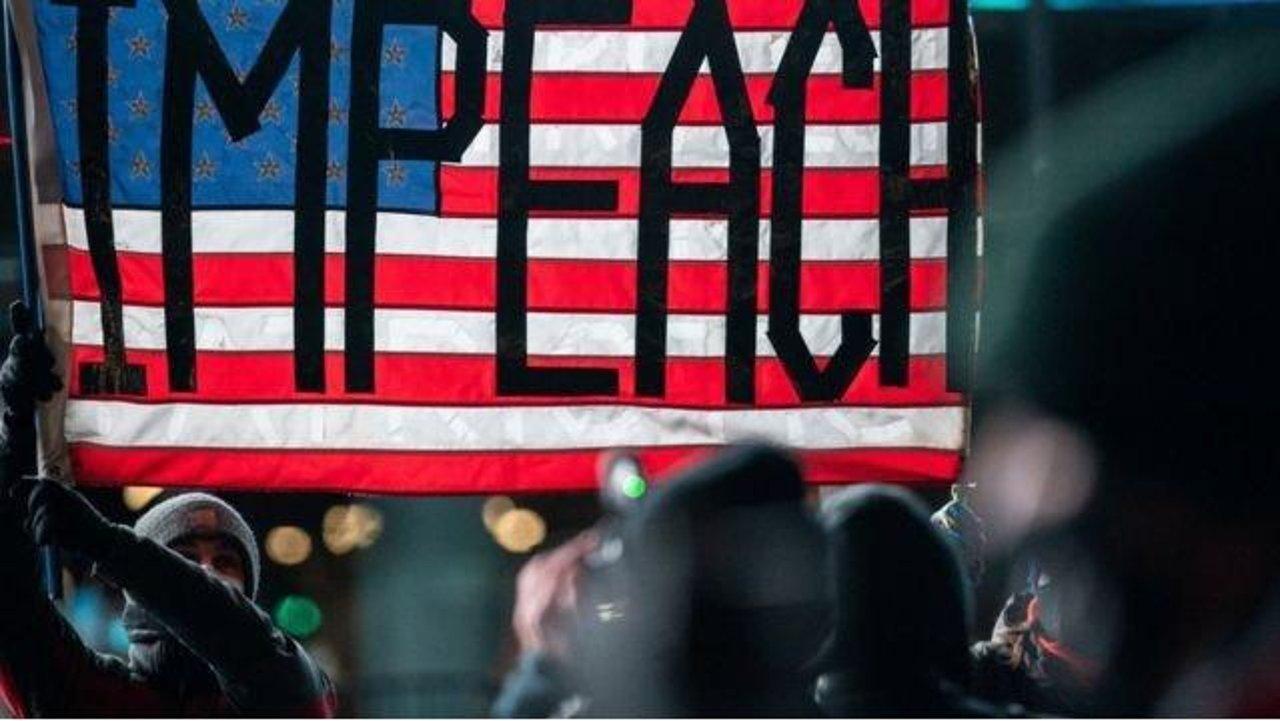 美国国会第二度弹劾总统特朗普:解疑五个关键问题