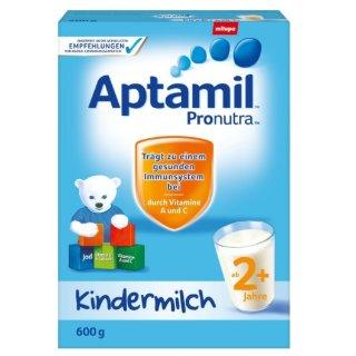 3件立减,到手¥86/件Aptamil 幼儿奶粉2周岁以上 600g