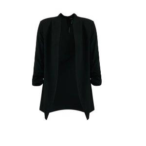 $39.99Kenneth Cole 女士黑色斗篷外套特价热卖