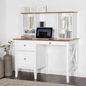 低至5.5折Hayneedle 精选多种风格书桌热卖
