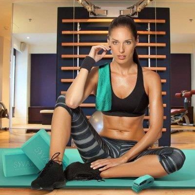 $35.58Sivan Health and Fitness Yoga Set 6-Piece