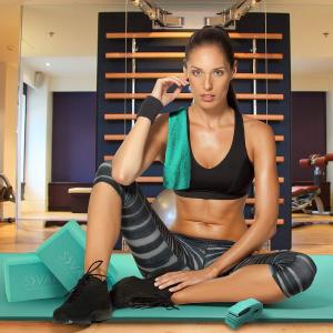 Sivan 瑜伽健身六件套裝 多色可选