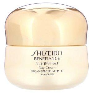 Shiseido盼丽风姿金采丰润日用霜
