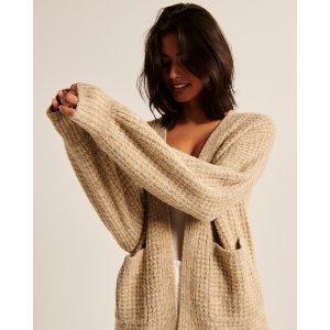 Abercrombie & Fitch针织外套