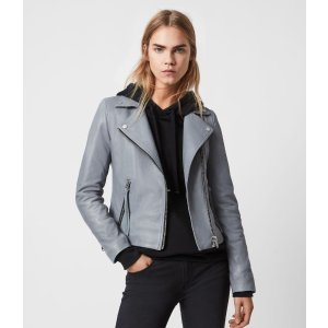 ALLSANTSDalby Leather皮衣