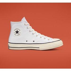 Converse皮质 Chuck 70高帮鞋