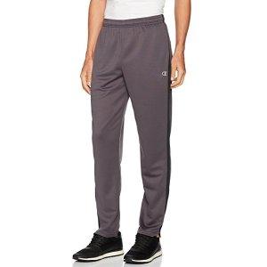 $22起(原价$38.95)+包邮Champion男子休闲运动长裤促销 三色可选