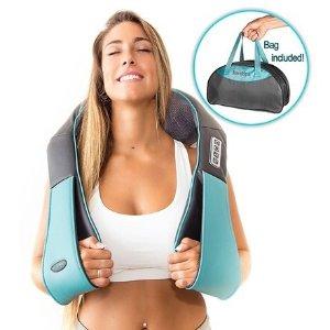 $25.99InvoSpa 后背、颈肩指压加热按摩器