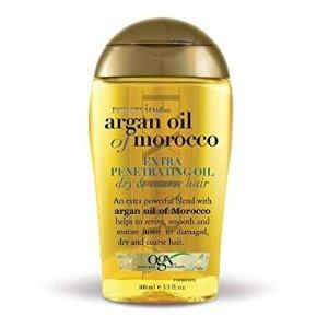 Renewing + Argan 摩洛哥发油