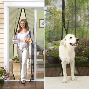 AGPTEKMagnetic Mosquito Screen Door