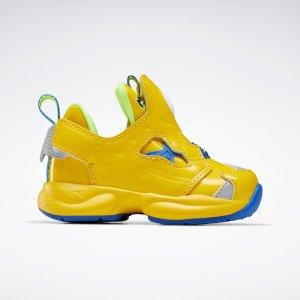 ReebokVersa Pump Fury Shoes - Toddler