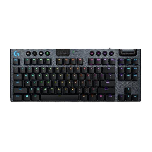 G915 TKL 旗舰级 无线超薄机械键盘