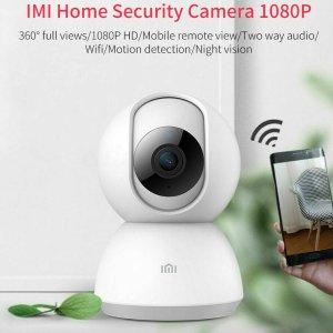 折后€26.44 原价€42.99小米 智能360°监控摄像头 1080P高清 可双向语音、可夜视