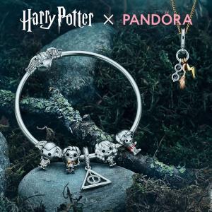 买3免1 变相6.7折Pandora X Harry Potter 联名系列 超多可爱串珠入手好时机