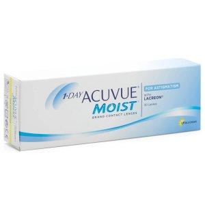 Acuvue适合亚洲人的眼睛!日抛30片