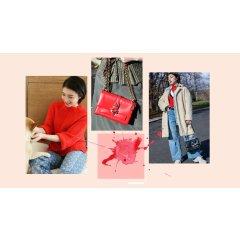 """新年开运Look   把""""红""""点缀在这些单品上,时髦又吸睛,好运延续一整年!"""