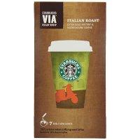 Starbucks 意大利烤咖啡 56包装