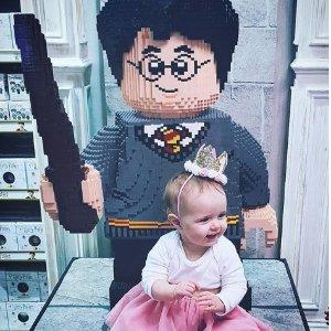低至8折 £16收霍格沃茨人偶LEGO 精选哈利波特、城市、好友系列热促
