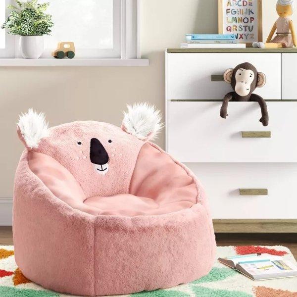 动物造型儿童沙发,多款动物可选