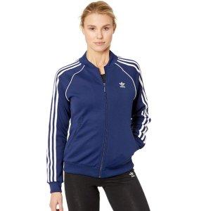 adidas Originals Women's Super Star Track Jacket