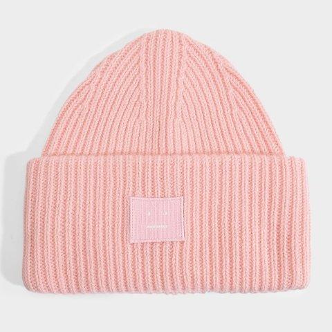 £110收封面超萌毛线帽Acne Studios 经典款颜色超齐 冬天必断货款