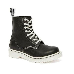 Dr Martens码全1460 Pascal Black and White