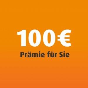 开户就送€100 免手续费花式取现Norisbank 开通Top-Girokonto转账账户 免费转绑5家缴费服务