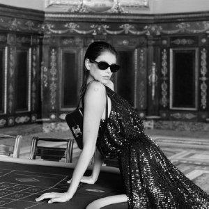 一律$129 + 免邮Celine  墨镜闪促 收时尚方形、飞行员太阳镜