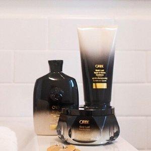 无门槛8折Oribe 美发护发产品促销 黄金系列套装也参加