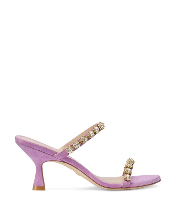 THE MARLETTA 75 水晶凉鞋