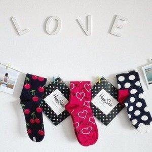 Dealmoon 独家! 7折+包邮Happy Socks男女精美袜子内衣促销