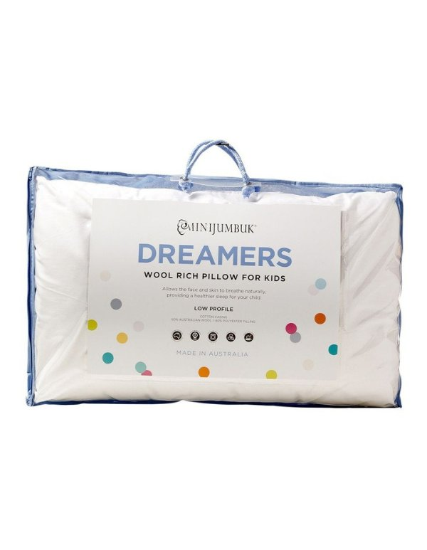 Dreamers儿童羊毛枕
