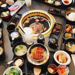 $65 (原价$89)Kobe Wagyu BBQ日料自助餐
