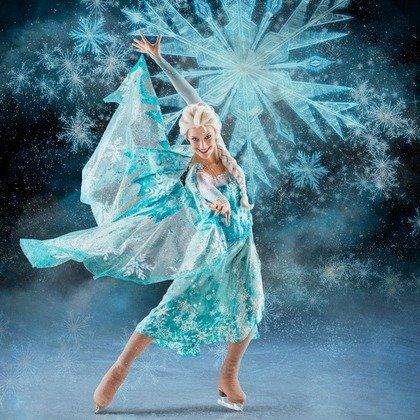 安纳海姆冰上迪士尼表演 12月20-23日
